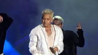 170910 Taeyang White Night Concert in San Jose - Ringa Linga