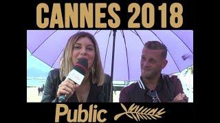 """Cannes 2018 : L'agitée de 20h : Capucine Anav a """"retrouvé"""" l'amour... sur la plage !"""
