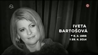 Iveta Bartošová - mimoriadna relácia 29 4 2014, náhle úmrtie