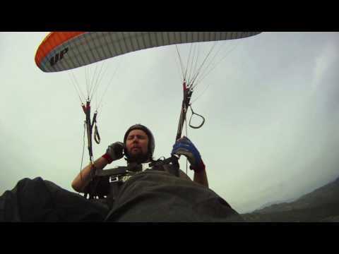 Dom Joly Goes Paragliding in Nepal