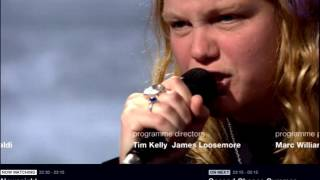 "Kate Tempest - ""Tunnel Vision"""