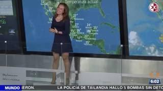 Raquel Mendez Sexy Avance Zoom 15 De Agosto 2016
