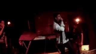 K de Kilo  Samuel L Ganja y Mio el Ladrillo.  Ragga 'n' bass en concierto  Sala Estraperlo