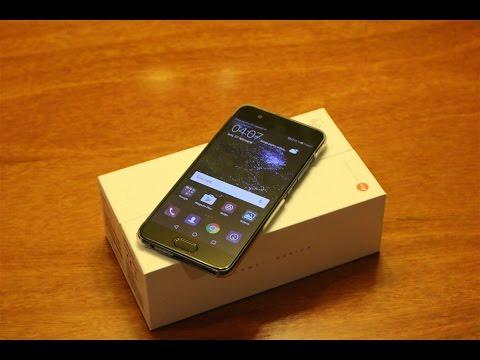 Huawei P10 - unboxing