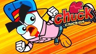 Chuck Chicken - Best of series - Chuck Vs Villians 3 - cartoon show