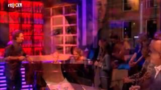 Marco borsato, Jada Borsato, John Ewbank en Day Ewbank - Samen voor altijd (RTL Late Night)