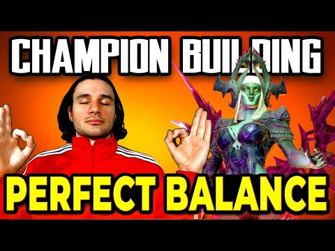 How to Build Champions in Raid Shadow Legends