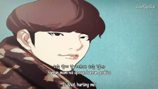 Dongwoo (Infinite) ft. Yoon So Yoon - Embedded In Mind (마음에 묻다) [Eng subs + Rom + Hangul] HD