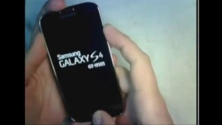 Galaxy S4 hard reset & comment formater S4 samsung