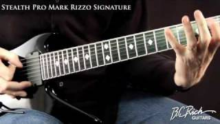 Stealth Pro Marc Rizzo 7 String