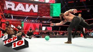 Top 10 Raw moments: WWE Top 10, December 24, 2018 width=