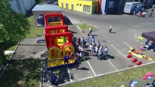 Piknik rodzinny w KM-Płock