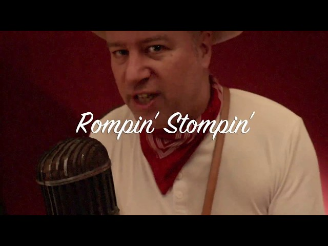 Vídeo de la canción Rompin' And Stompin'  de Mike Penny and The Moonshiners