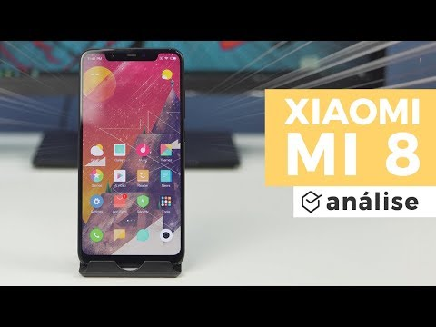 Xiaomi Mi 8 4G Smartphone Edição Global 6.21 polegadas 6GB RAM