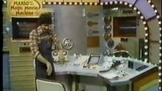 Marlo and the Magic Movie Machine intro