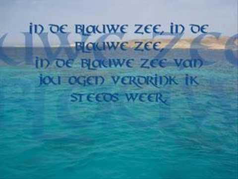 In De Blauwe Zee de Volumia Letra y Video