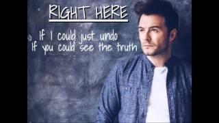 Shane Filan - Right Here Lyrics