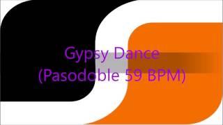 Gypsy Dance (Pasodoble 59 BPM)