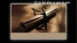 "Pierre Bachelet "" Les Corons "" ( Live ) avec paroles with lyrics com letra con testo full song HD HQ"