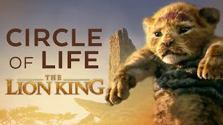 Circle of Life - The Lion King 👑