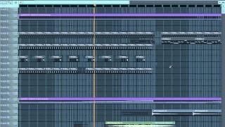 Armin van Buuren & W&W - D# Fat (Raphael Mayers FL Studio 10 INTRO)