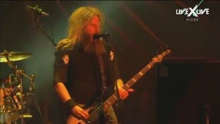 Mastodon - Once More 'Round the Sun - Live Rock in Rio Brasil 2015