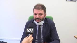CROTONE INCONTRO CON L'ASSESSORE CRETELLA DELLA GIUNTA VOCE