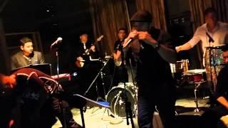PIENSA EN MI- BACHATA LIVE Marvin Flamenco (feat.) Los Lunaticos
