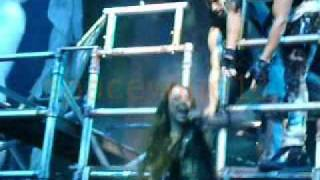 "Miley Cyrus - ""Start All Over"" live September 16, 2009"