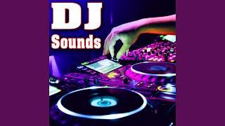 DJ Turntable Rhythmic Scratch
