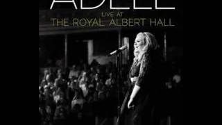 Adele My Same Live At the Royal Albert Hall  (Audio)