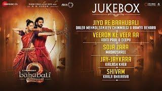 Baahubali 2 The Conclusion - Full Movie Audio Jukebox   Prabhas & Anushka Shetty   M.M.Kreem   HINDI width=