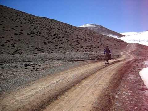 Marrocos ainda na descida para Agoudal