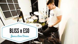 DRUM COVER - Bliss n Eso - Soul Glo (feat. Lee Fields & Tabi Gazele)