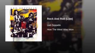 Rock And Roll (Live)