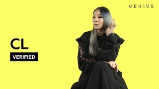 "CL ""Lifted"" Official Lyrics & Meaning 