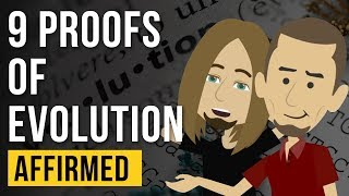9 Proofs of Evolution (Why Evolution is True) Ft. Holy Koolaid