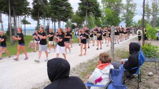 50th Anniversary at Mackinaw Mill Creek Camping - YouTube