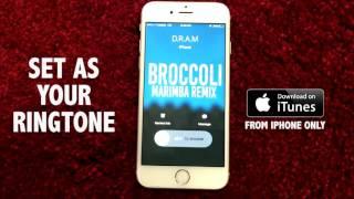 D.R.A.M Feat. Lil Yachty Broccoli Marimba Remix Ringtone.