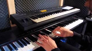 Fiction Factory - Feels like heaven (Piano Cover) [HD]
