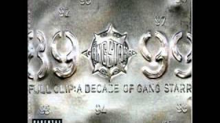 Gang Starr-Full Clip (Instrumental)