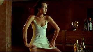 Maggie Q - Fight Scene - Drug Lord Assassination - Naked Weapon width=