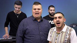 Gipsy Mojka feat. Socialka - Boze moj