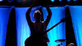 """OMD / Orchestral Manoeuvres in the Dark performing """" Souvenir """" live at The Bluebird in Denver"""