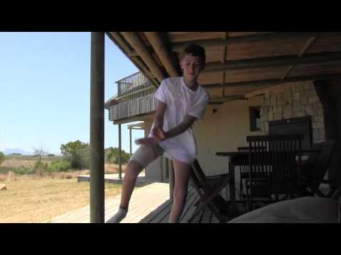 South Africa Gangnam style