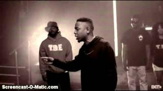 Kendrick BET Cypher Verse 2013