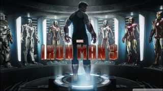 Música do começo do Homem de Ferro 3