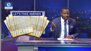 Constitution Amendment yes or no | The Other News with Okey Bakassi | August 3 2017