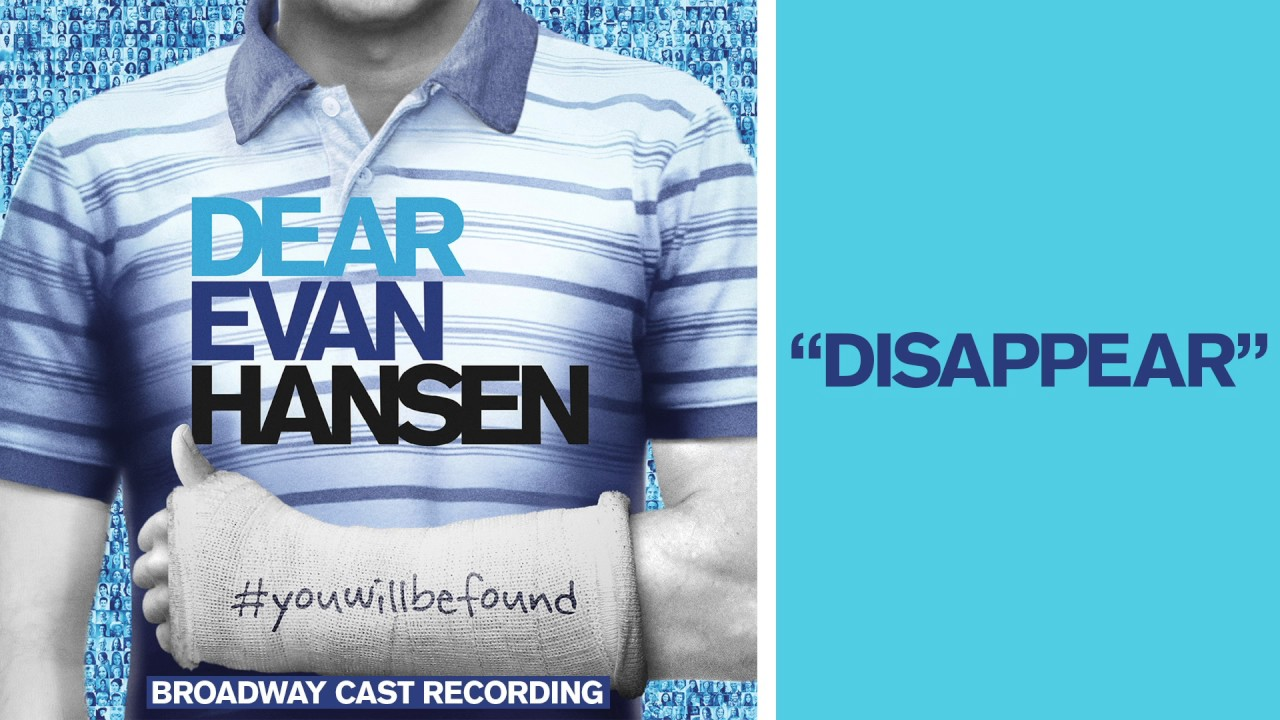 Dear Evan Hansen Musical Tour Dates San Francisco June