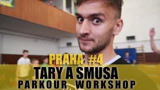 TARY A SMUSA PARKOUR WORKSHOP | PRAHA #4
